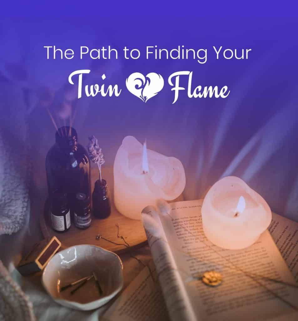 The path to finding your twin flame